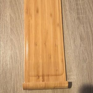 Pampered Chef Bamboo Dry Erase Board